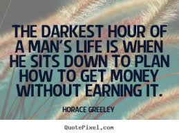 Horace Greeley Picture Quotes - QuotePixel via Relatably.com