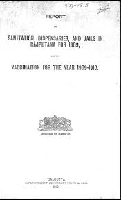 1 front cover papers > medicine vaccination > 1909 1927 individual page