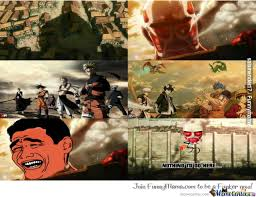 Nothing To Do Here(Colossal Titan Version) by natsux791 - Meme Center via Relatably.com