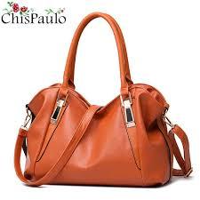 women handbags large totes female <b>high quality leather</b> top handle ...