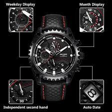 <b>BOYZHE Men</b> Automatic Mechanical <b>Watch Mens</b> Sports <b>Luxury</b> ...