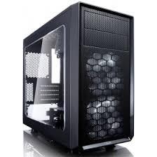 Купить <b>корпус Fractal Design Focus</b> G Mini Black (FD-CA-FOCUS ...
