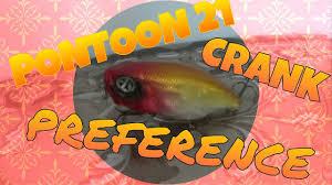 ОБЗОР <b>ВОБЛЕРА PONTOON21</b>/<b>PREFERENCE CRANK</b> - YouTube