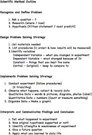 essay on scientific method personal memoir essay method of  essay on scientific method