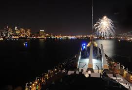 Where to see fireworks on New Year