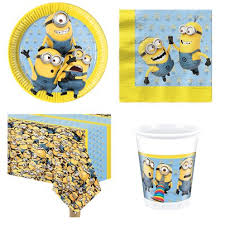 <b>Minions Party Supplies</b> - <b>Despicable</b> Me | Woodies Party
