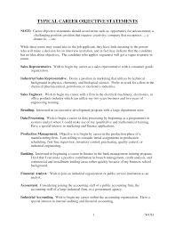 career interest in resume equations solver typical career objective statements