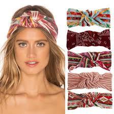 2019 <b>2019 New Boho Style</b> Women Fashion Knot Headbands ...