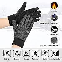 (MEDIUM) Winter Touchscreen Gloves 2018 Newest ... - Amazon.com