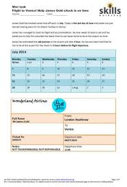 MSS1/E3.3 | Skills WorkshopI have created this mini task to assess numeracy/functional skills learners (Entry level 3 to level 1) in – understanding and using common date formats ...