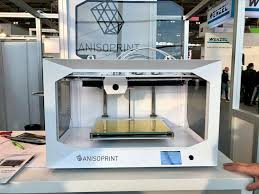 3D <b>Printing From Russia, With</b> Continuous Carbon Fiber
