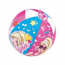 Мяч <b>надувной Bestway Barbie</b> 51 см - купить в Москве: цены в ...