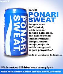pokari sweat