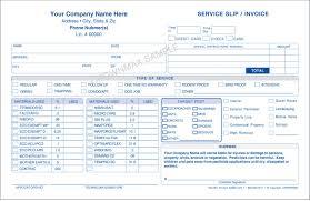 service slip invoice pt crownmax 2683 service slip invoice 2pt full size image