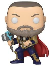 Купить <b>Фигурка Funko POP</b>! Marvel: Avengers Game - Тор 47758 ...