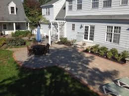 stone patio installation: beacon hill flagstone patio flagstone patio installation beacon hill flagstone patio