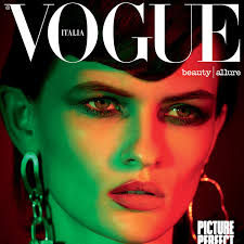 London <b>perfume</b> safari, Vogue Italia — CLAIRE BINGHAM