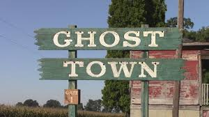 the courier video screams and hollers return to ghost town