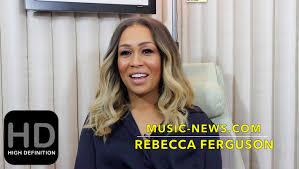 Rebecca Ferguson I Interview I Music-News.com - YouTube