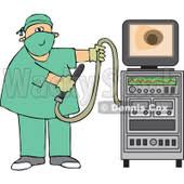 Image result for colonoscopy cartoons