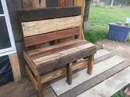Small <b>garden pallet bench</b> | <b>Wood</b> pallets, <b>Pallet bench</b>, <b>Wood</b> ...