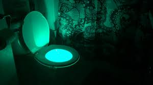 This <b>motion sensor toilet light</b> stole my tech geek heart - Reviewed ...