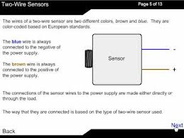 wire sensor diagram wiring diagrams online 2 wire dc
