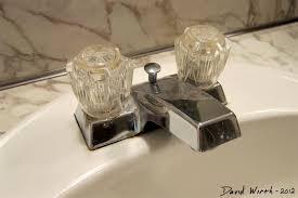bathroom faucet repair plastic