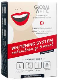 <b>Global White</b> Система для интенсивного <b>отбеливания</b> зубов ...