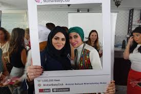 women in business networking event 03 edition in photos um a selfie nour follow us on instagram mrssrs1987 womeninbusinessuae