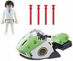 <b>Конструктор</b> Playmobil Супер 4 Скайджет 6691pm
