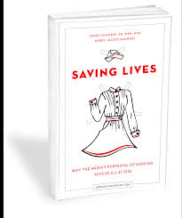 wit film review book cover saving lives