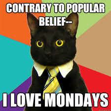 Contrary To Popular Belief- Cat Meme - Cat Planet | Cat Planet via Relatably.com