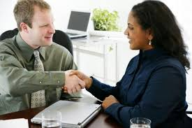 Job Candidates: Tips on Working with a Recruiter - That's Good HR ... Many job-seekers connect with recruiters at the beginning of a job search, hoping that the staffing firm will help them find their ideal job.