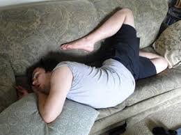 Image result for bad sleeping positions