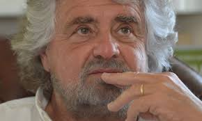 ... political star Beppe Grillo, after claiming that more than half of the comedian turned politician's online followers are fake. Marco Camisani Calzolari ... - Beppe-Grillo-008