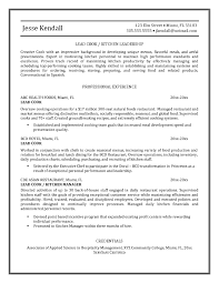 cook sample resume cruise ship resume objective cooks resume cook sample resume chef resume example the jays job description and chef resume example