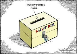 Image result for voting rights cartoons