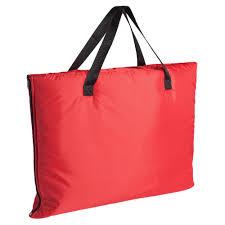 Пляжная <b>сумка</b>-трансформер <b>Camper Bag</b>, красная с логотипом ...