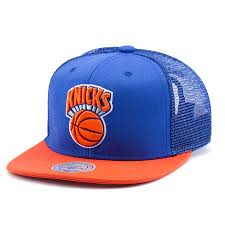 <b>Бейсболка Mitchell & Ness</b> Nba <b>New York</b> Knicks Untruck ...