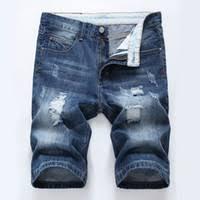 <b>Mens</b> Ripped Knee Jeans Canada