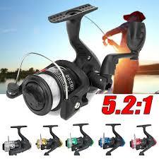 Mini <b>Spinning</b> Foldable <b>Fishing</b> Reel <b>200</b> Type Ice <b>Fishing Wheel</b> ...
