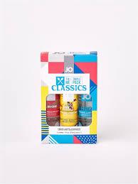 <b>Подарочный набор лубрикантов Tri-Me</b> Triple Pack - Classics ...