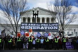 roe v wade anniversary brings both sides out to washington