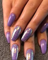 <b>Elegant</b> Nails - <b>Purple Mermaid</b> done by @jojo.beaute ❤️