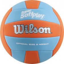 <b>Wilson SUPER</b> SOFT PLAY (WTH90119XB) <b>Мяч волейбольный</b> ...