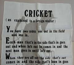 Image result for cricket tea towel