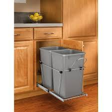 size kitchen captivating pull trash