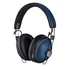 These Panasonic RP-HTX90N <b>Retro</b> Noise Canceling <b>Bluetooth</b> ...