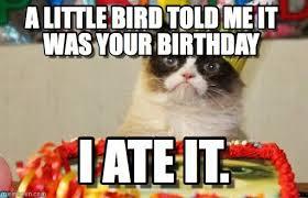 funny happy birthday meme - Google Search   I Wish You Happy ... via Relatably.com